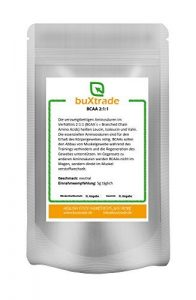 5 X 1 kg BCAA 2:1:1 neutre en goût L-Leucine l-isoleucine l-valin musculation 2 kg
