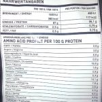 ESN Micellar Casein Sachet de 2x 1000g–Goût: Chocolat + Chocolate = 2kg