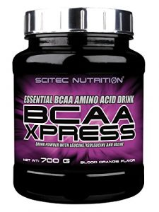 Scitec Nutrition BCAA Xpress (Orange Sanguine), 1x 700g