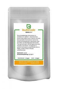 5 kg BCAA 2:1:1 neutre en goût L-Leucine l-isoleucine l-valin musculation