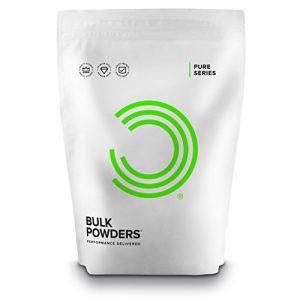 Bulk Powders Caséine Micellaire Fraise 4 kg