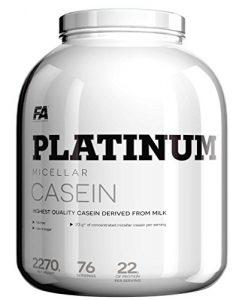 FA Platinum Micellar Casein 1.6kg Rich
