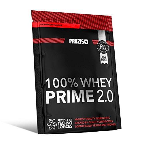 Prozis 100% Whey Prime Chocolat au Beurre de Cacahouète 2.0 25g