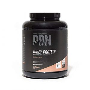PBN Whey Protein Powder 2.27kg Chocolate