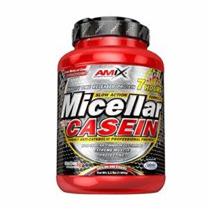 AMIX MICELLAR CASEIN (1 KG) – VANILLE