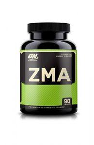 Optimum Nutrition ZMA Paquet de 1 x 90 Capsules Zinc Magnésium Vitamine B6