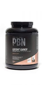 PBN Weight Gainer Chocolate 3kg Jar