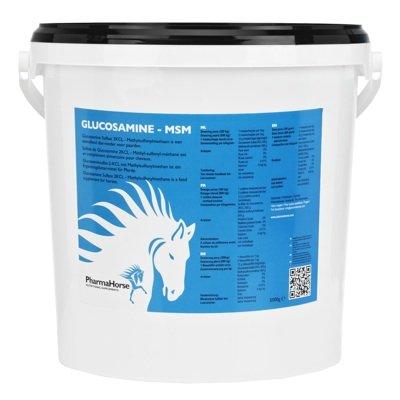PharmaHorse Glucosamine & MSM cheval 5000 gr.