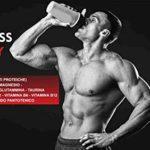Protéine Augmentation du poids récupération Masse musculaire Gagnant Lean Mass Factory PROTEIN G 1000 vanille Créatine Glutamine Taurine ZMA à Libération Lente Sans Gluten Aspartame