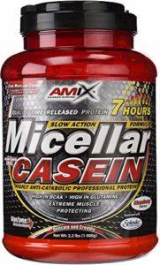 Amix Micellar Casein Fraise 1000 g