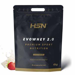 EVOWHEY PROTEIN 2.0 4Kg FRAISE ET CHOCOLAT BLANC