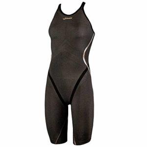 Finis Rival 2.0 Tech Suit Open Back Laisse Noir Taille 28