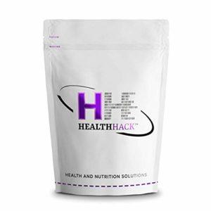 Health Hack – Caséine micellaire, 1kg, Goût fraise