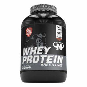 Mammut Whey Protéine