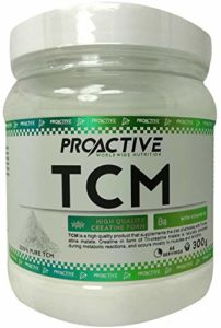 ProActive Worldwide Nutrition, TCM 300g powder – creatine (Melon d`eau)