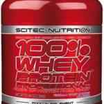 SCITEC NUTRITION 100% WHEY PROFESSIONNEL (2,35 KGS) – VANILLA