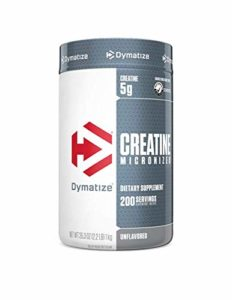 Dymatize Nutrition Micronized Creatine 1000g