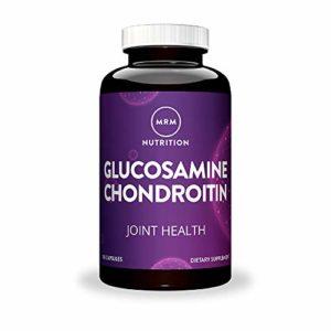 MRM, Glucosamine de chondroïtine, 1 500 mg/1 200 mg, 180 capsules