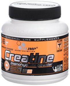OLIMP SPORT NUTRITION Créatine Monohydrate Poudre 250 g