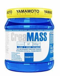 Yamamoto Nutrition – CreaMass Creatine Monohydrate