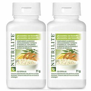 Nutrilite Glucosamine Substance Naturelle Extraite des Crustacés 120 Gélules