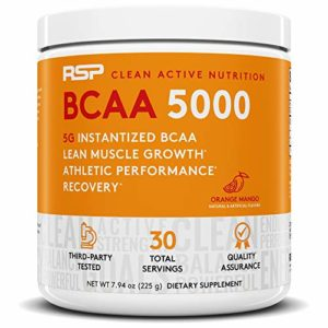 Rsp Nutrition FID53319 BCAA 5000