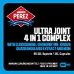 Ultra Joint 4-in-1 Complex – Glucosamine, Chondroïtine, Cissus Quadrangularis – MSM – 90 gélules