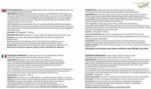 Vita World Pack de 3 Complexe Articulaire 3 x 120 Capsules avec Sulfate de Glucosamine, Sulfate de Chondroïtine, MSM, Acide Hyaluronique, substances Végétales, Vitamines et Minéraux