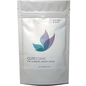 Cutetonic Glucosamine Sulphate Poudre 2KCL 100% Pure (250g)