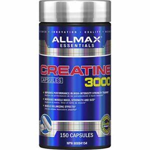 ALLMAX Créatine 3000 Pilules 150 Ct