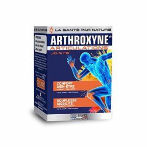 Arthroxyne | Bien-être articulaire – Souplesse & Mobilité vD-glucosamine sulfate 2KCL & Boswellia – Synergie pour Articulations Douloureuses | Programme 30 J – Laboratoire Français Eric Favre