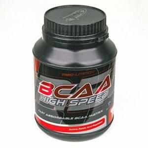 BCAA HIGH SPEED 300g | Acides aminés à chaîne ramifiée résorbables rapidement | Anabolisants et anticataboliques | Croissance de la masse musculaire maigre