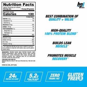 Bpi Sports Best Protéine Whey
