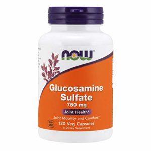 Glucosamine Sulfate (750mg) 120 caps