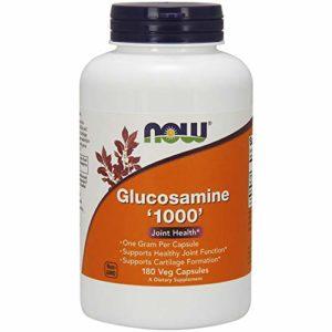 Now Foods – 120 Comprimés de Glucosamine