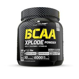 OLIMP SPORT NUTRITION BCAA Xplode Citron 500 g