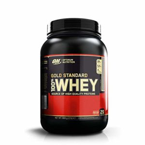 OPTIMUM NUTRITION 100% Whey Gold Standard Protéine Cookies n Cream 908g