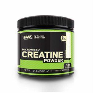 Optimum Nutrition Micronised Creatine Powder 144g