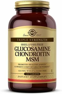 Solgar – Glucosamine Chondroitine – 120