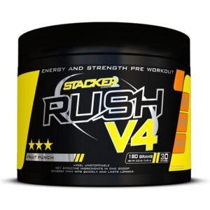 Stacker2 Rush V4 Acide Aminé Créatine