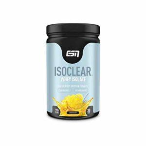 ESN ISOCLEAR Whey Isolate, 908 g Dose (Lemon Slush)