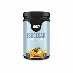 ESN ISOCLEAR Whey Isolate, 908 g Dose (Pineapple Mango)