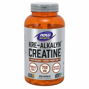 KRE-ALKALYN CREATINE – 240 caps