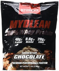 Myolean 100% Whey Protein Chocolate 5 lbs