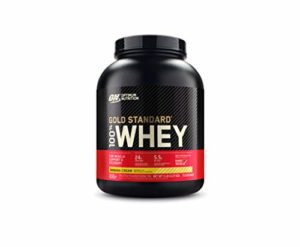 Optimum Nutrition 100% Whey Gold Standard Protéine Banane 2,27 kg