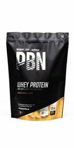Premium Body Nutrition Whey Protein Powder 1kg Cookies