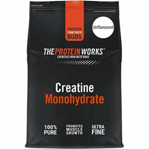 The Protein Works – Creatine Monohydrate En Poudre – Nature, 100g