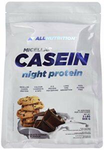 All Nutrition Poudre de Protéine de Caséine Micellaire Biscuits au Chocolat