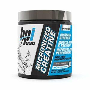 Bpi Sports Micronized Créatine Acide Aminé