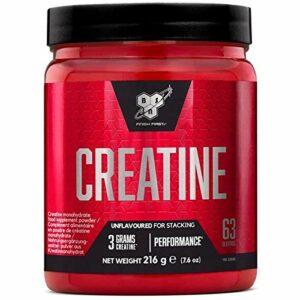 Creatine DNA 216g | Monohydrate De Créatine | Développement De La Masse Musculaire | Complément Alimentaire De Musculation